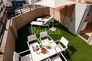19 Apartments 100 m far from Las Canteras beach Gran Canaria