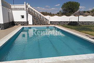 Casa para 11-12 personas en Mérida Badajoz