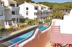 Apartamento de 2 habit. con piscina comunitaria Girona/Gerona