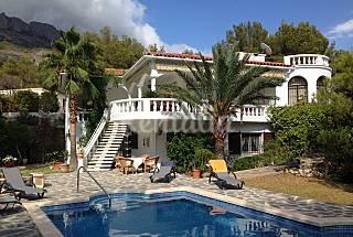 Villa para 6-8 personas a 3.5 km de la playa Alicante