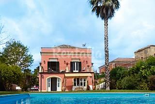 Villa for rent in Viagrande Catania