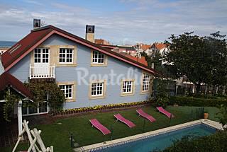 Villa für 11-13 Personen, 500 Meter bis zum Strand Cantabria
