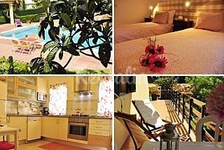 Apartment, pool, beach, 20 km from Lisbon Setúbal