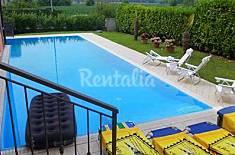 Villa en alquiler a 6 km de la playa Brescia
