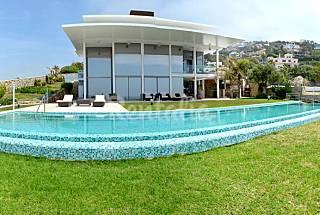 Villa in affitto a 50 m dalla spiaggia Cadice
