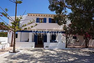 Casa Migjorn 10-12pax. Es Caló. Formentera