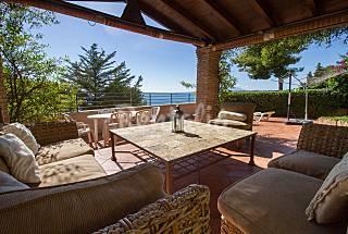 Apto. de playa con espectaculares vistas al mar Málaga