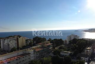 Apartment with 2 bedrooms only 500 meters from the beach Majorca