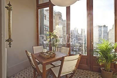 Appartamento in affitto nel centro di Barcellona Barcellona