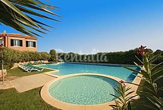 Apartamento para 4-7 personas a 2 km de la playa Mallorca