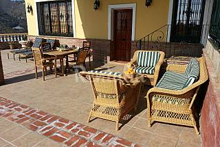 Villa for 2-6 people 5.5 km from the beach Málaga