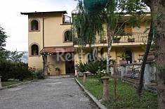 House for rent with sea views Naples
