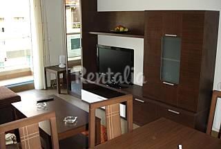Apartamento para 4-7 pessoas a 200 m da praia Pontevedra
