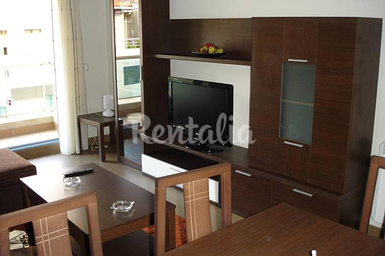 Apartamento para 4-7 personas a 200 m de la playa Pontevedra