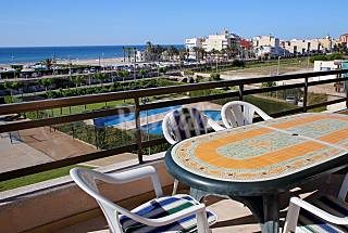 Apartamento para 6-7 personas a 200 m de la playa Tarragona