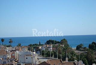 Apartment for 4 people only 250 meters from the beach Murcia