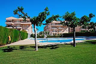 Apartamento de 2 habitaciones a 250 m de la playa Tarragona