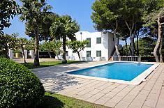 Apartamento para 5 personas con piscina Menorca