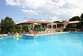 Sporting Residence - Apartamento grande con jardín Olbia-Tempio