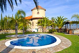 Villa with 6 bedrooms in Motril Granada