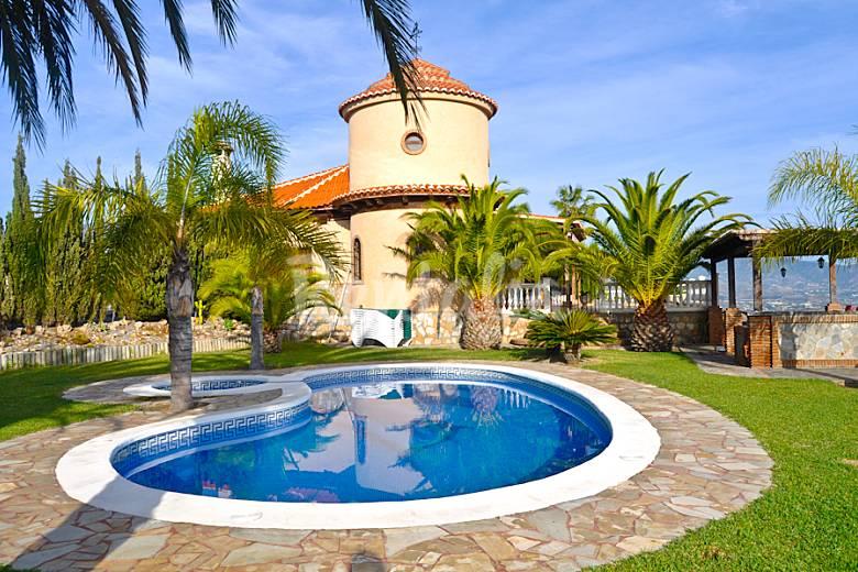 Casa rural villa de lujo en motril motril granada costa tropical - Casa rural lujo ...