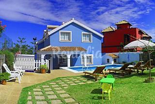 Maison vacances el mar Ténériffe