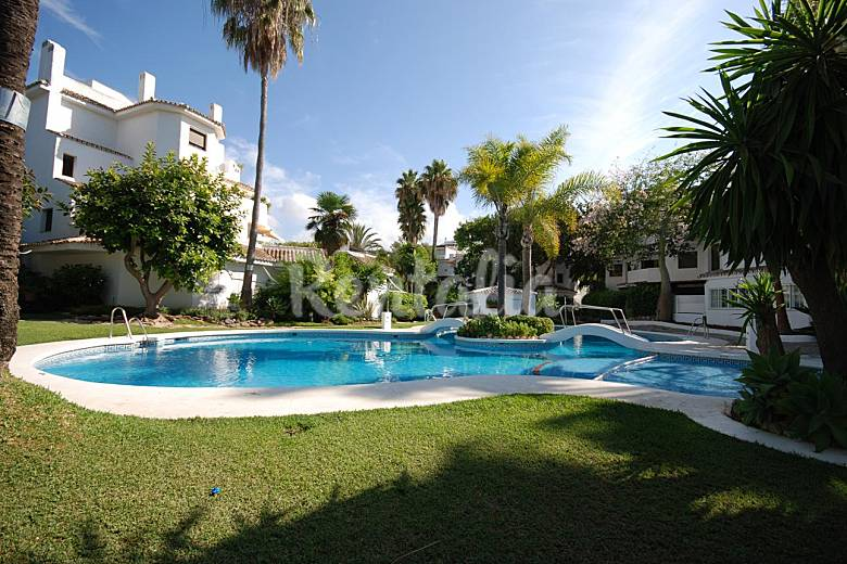 Apartment Swimming pool Málaga Marbella Apartment