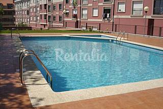 Apartment for rent only 300 meters from the beach Pontevedra