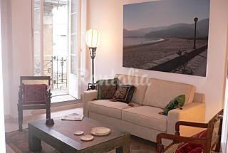 Apartamento de 2 habitaciones a 500 m de la playa Lugo