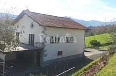 00952 - Casa in affitto con giardino privato Navarra