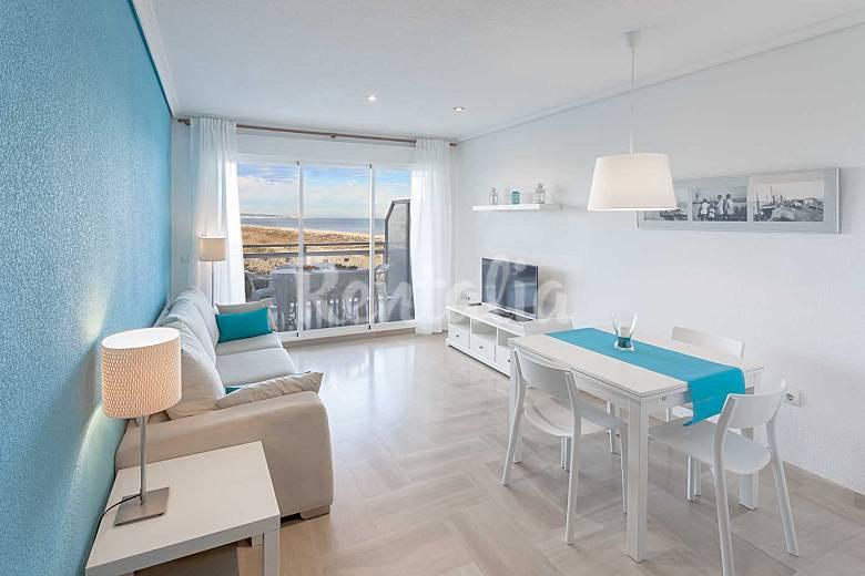 Ag apartamento de lujo en 1 l nea de playa grau i - Apartamentos en gandia baratos verano ...