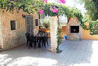 House for 4 people only 1000 meters from the beach Lecce