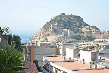 Apartamento en alquiler a 100 m de la playa tossa de mar - Alquiler de apartamentos en tossa de mar particulares ...