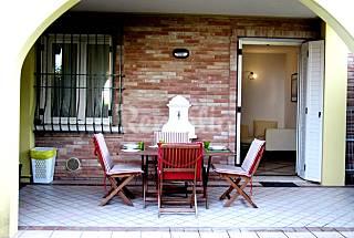 Apartamento de 2 habitaciones a 100 m de la playa Brescia