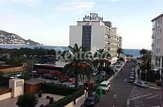 Apartamento a 100 m de la playa para 4 Girona/Gerona