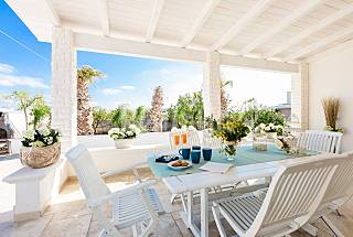 Apulian villa for 6 people nex to the beach Brindisi