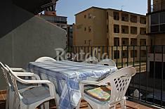 Apartamento en Roses a 350 m. de la playa Girona/Gerona