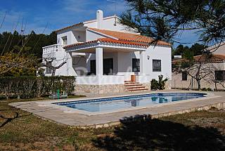 Villa para 6 personas a 1400 m de la playa Tarragona