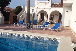 Villa for 6 people only 800 meters from the beach Tarragona