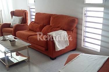 Apartment Living-room Alicante Benidorm Apartment