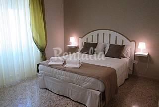 Apartamento para 2-4 personas en 1a línea de playa Salerno
