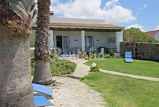 Villa con 2 stanze in prima linea di spiaggia Cadice