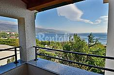 Apartment for rent only 60 meters from the beach Primorje-Gorski Kotar