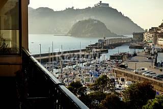 Gran piso de lujo junto al puerto Guipúzcoa