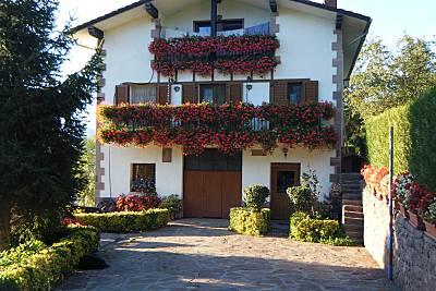 Apartamento rural de 1 habitación en Elizondo Navarra