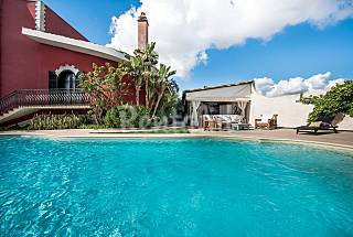 Villa with 4 bedrooms 3 km from the beach Trapani