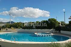 Apartamento 4 personas con piscina comunitaria Girona/Gerona