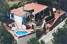 Villa en alquiler a 3.5 km de la playa Girona/Gerona