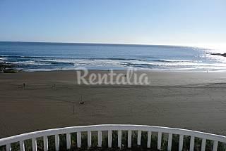 Casa para 10 personas en 1ª  línea de playa Gran Canaria