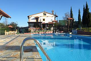 Villa for rent 15 km from the beach Cantabria